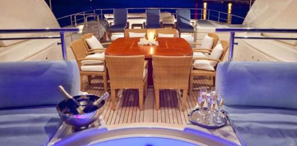 Ferretti Yachts vessels
