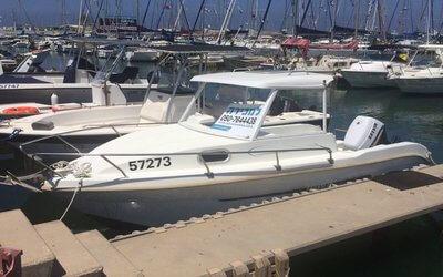 ענק סירות דייג | סירות דייג למכירה מהיצרניות מהמובילות - אקווה מרינה DV-23