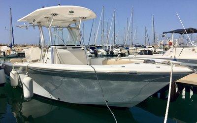 מפוארת סירות דייג | סירות דייג למכירה מהיצרניות מהמובילות - אקווה מרינה AJ-18