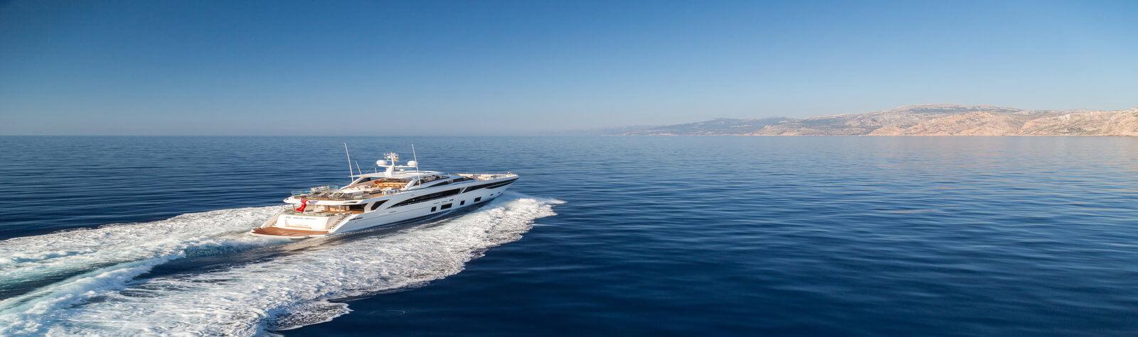 Mega yacht life